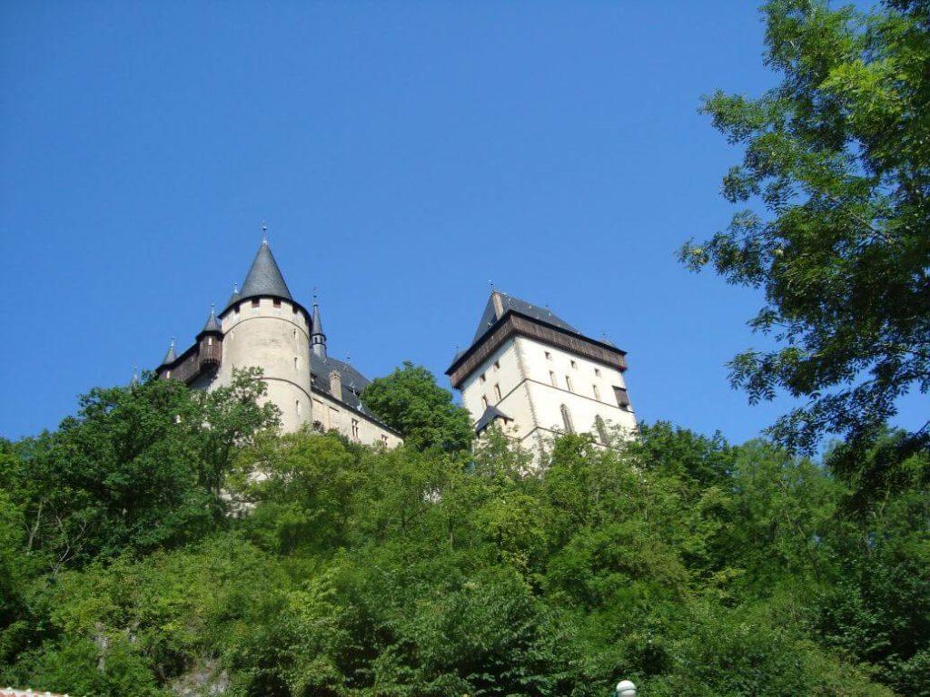 Karlštejn hrad