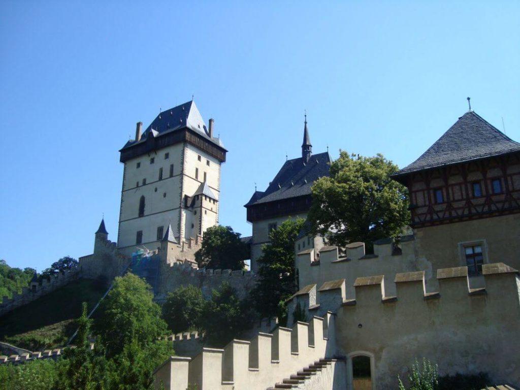 Karlštejn Střední Čechy