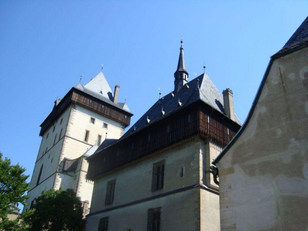 Karlštejn věž