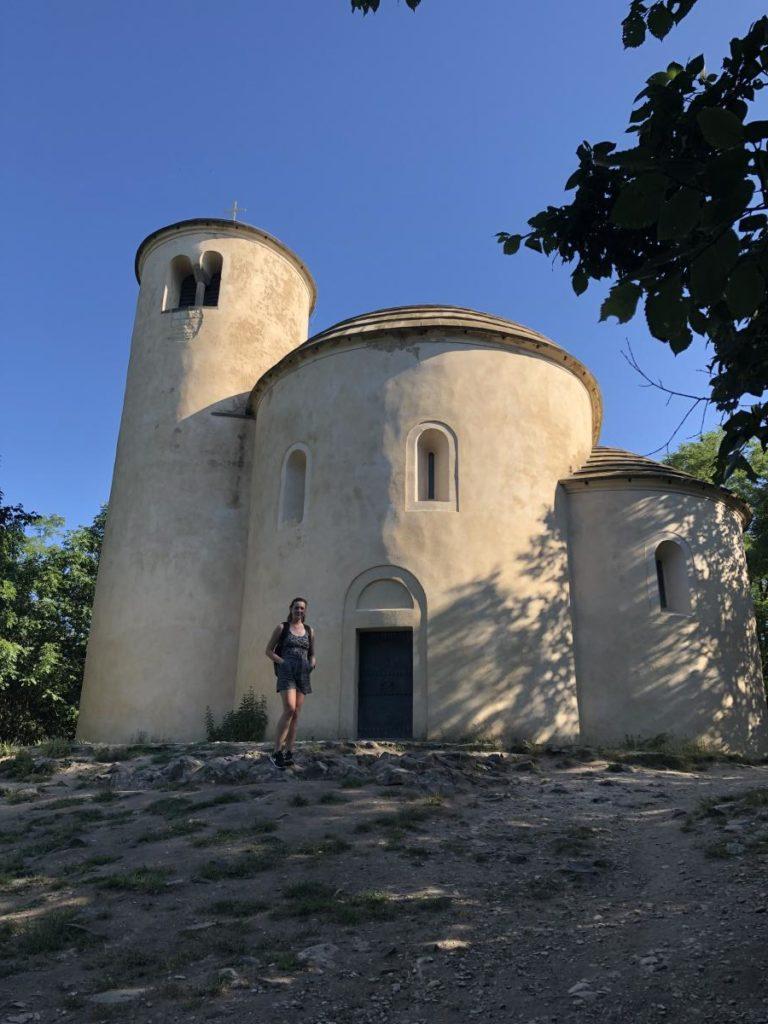 Rotunda sv. Jiří a Vojtěcha