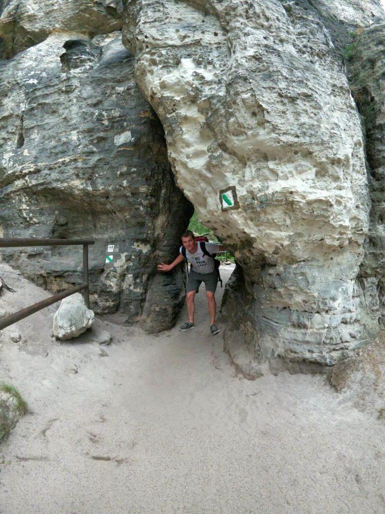 Tiské stěny Petr Krauz