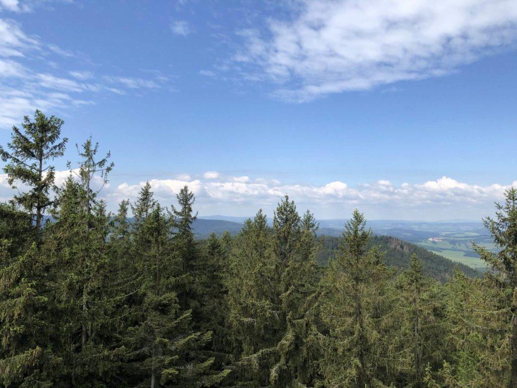 Výhled Kraví hora