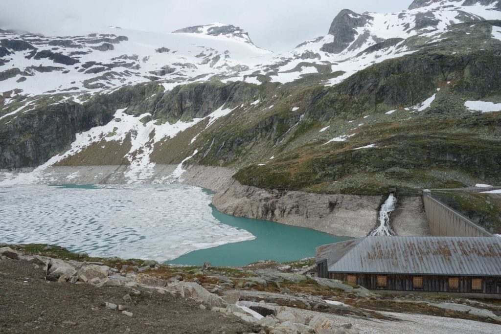 Jezero Weisssee