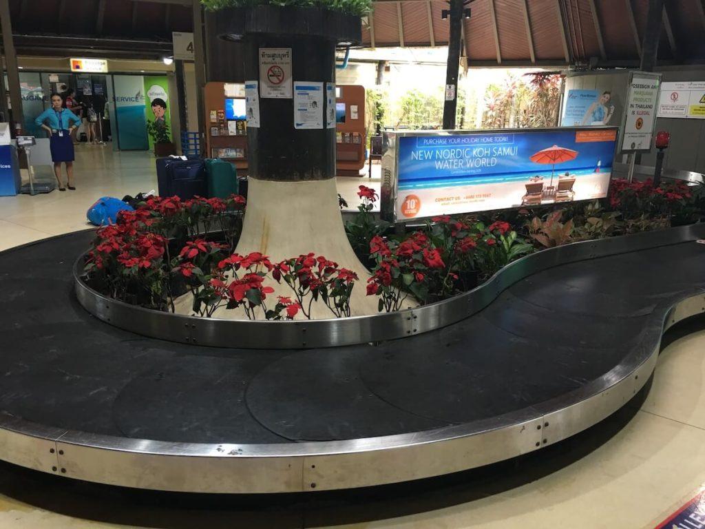 Koh Samui letiště