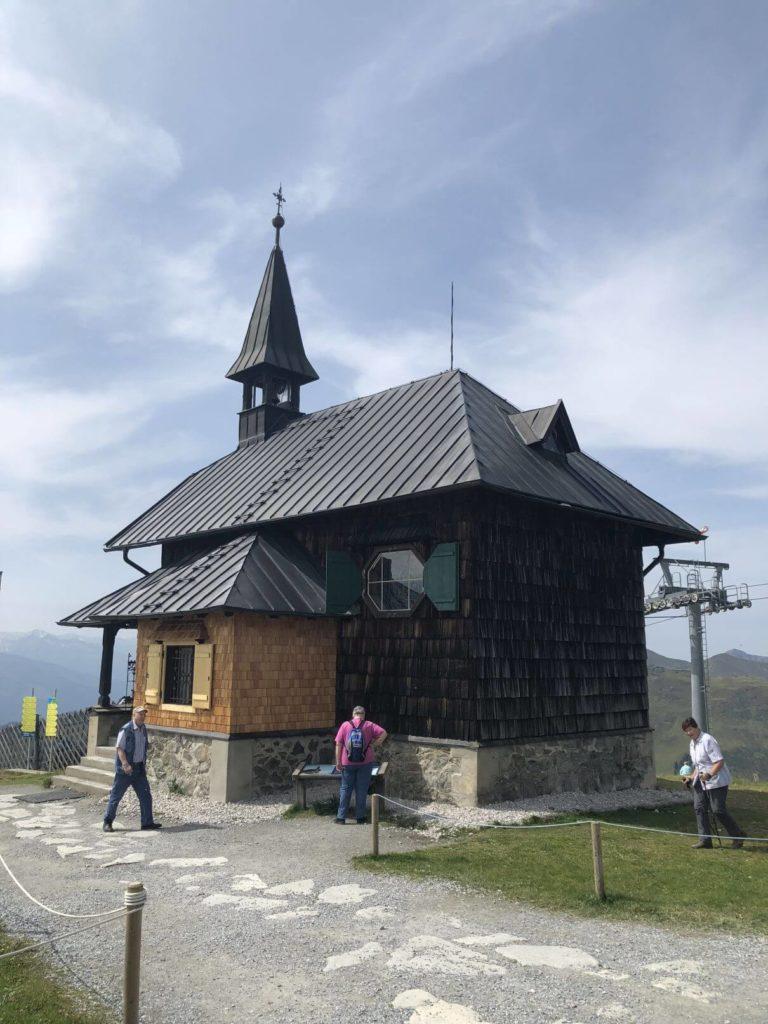 Kostelík sv. Elisabeth
