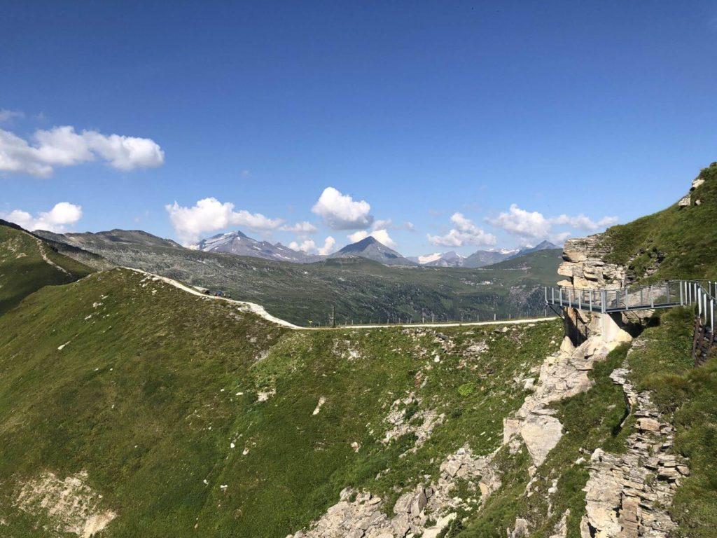 Trasy na Stubnerkogel