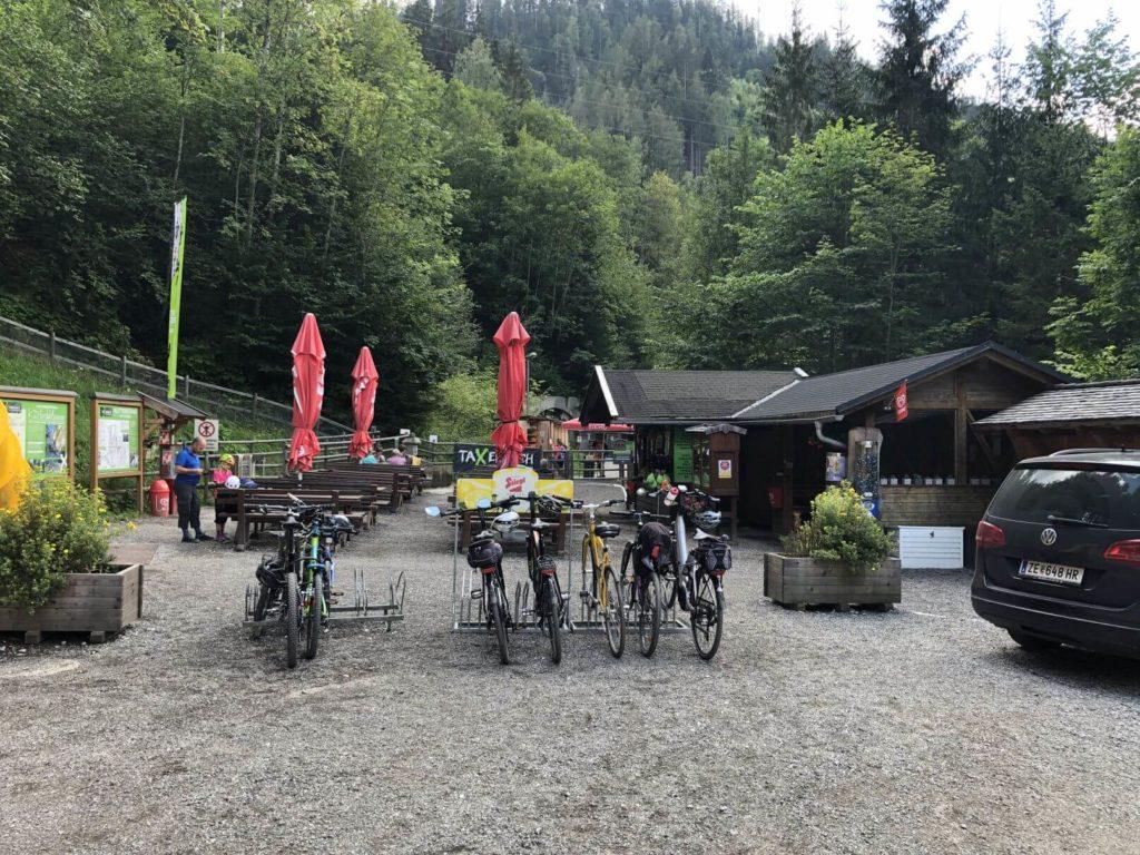 Vstup do Kitzlochklamm