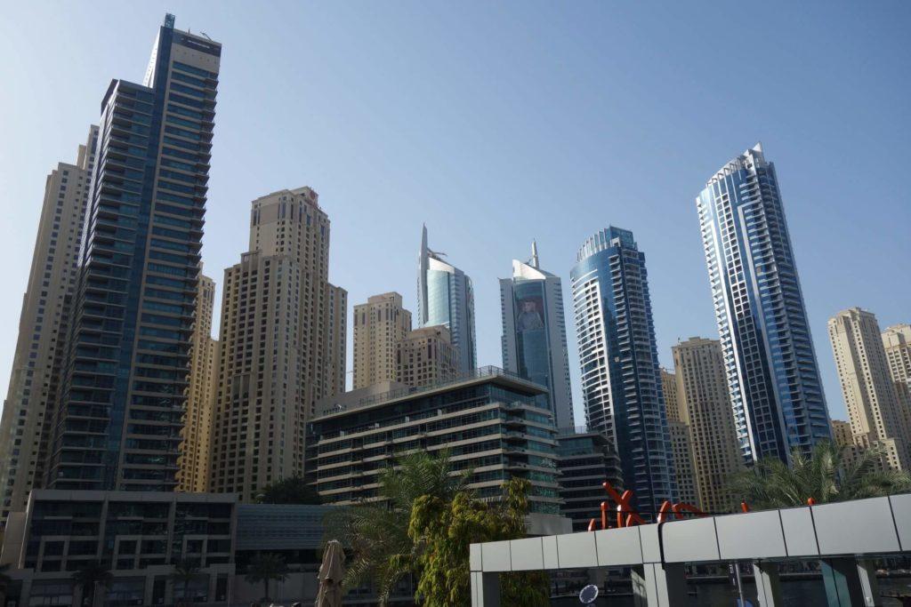 Dubaj marina