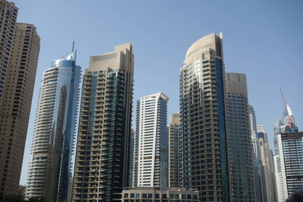 Dubaj přístav