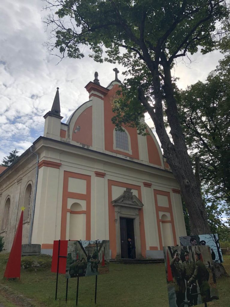 Kostel na Zelení Hoře