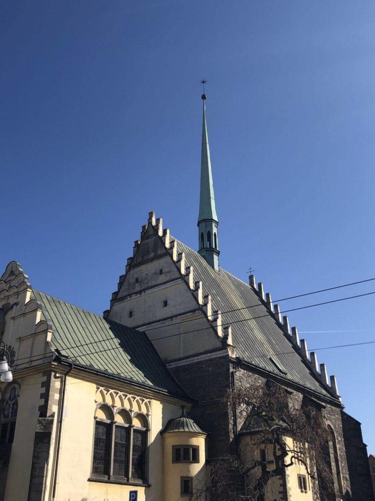 Kostel Pardubice