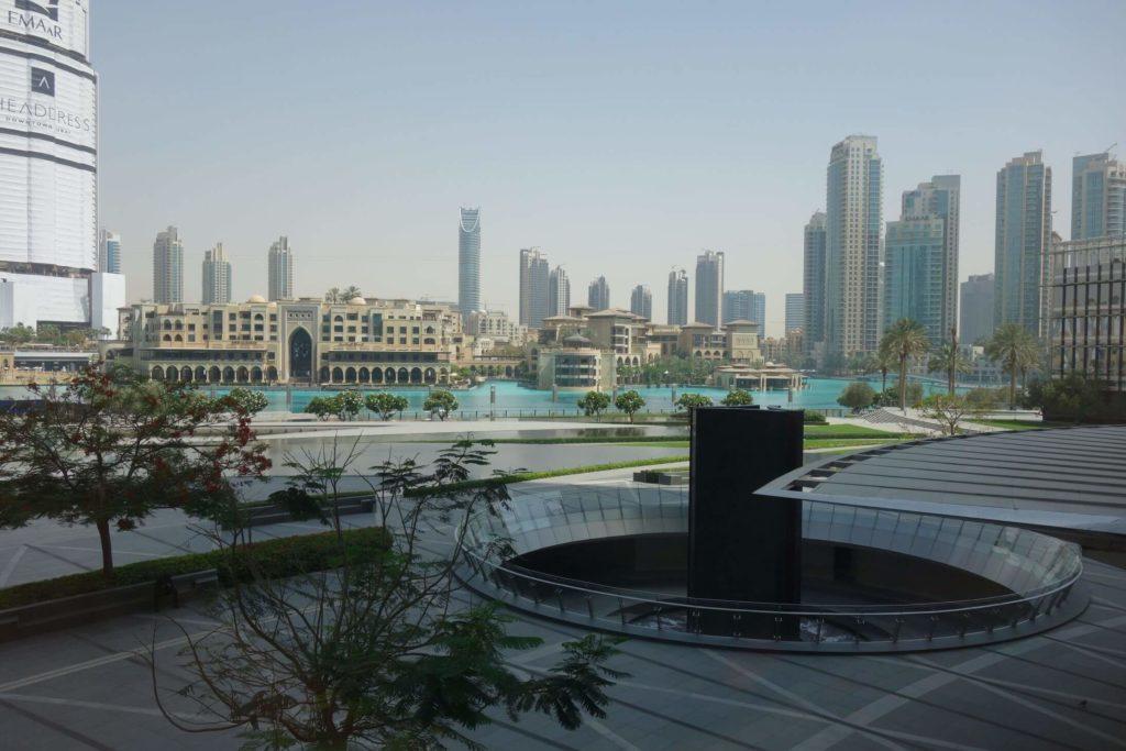Marina v Dubaji