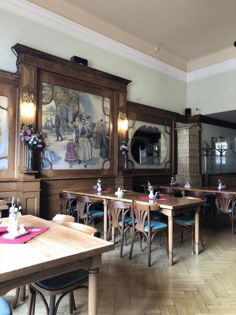 Nepomuk restaurace Švejk