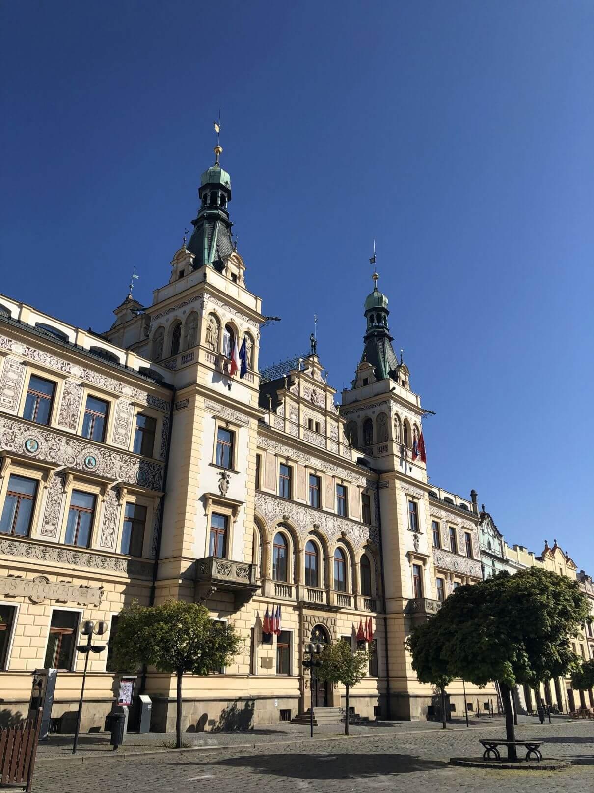 Radnice Pardubice