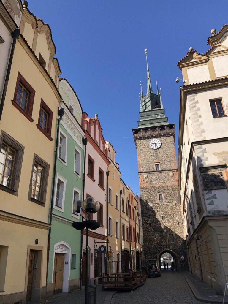 Zelená brána Pardubice