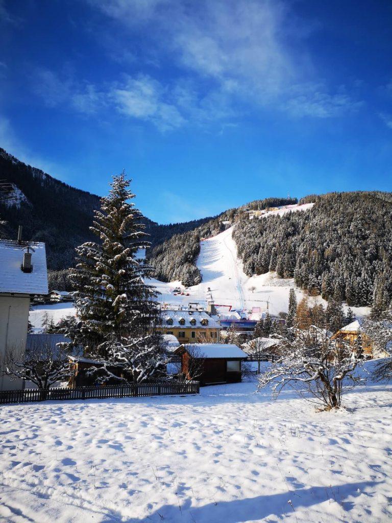 Kronplatz - druhé údolí