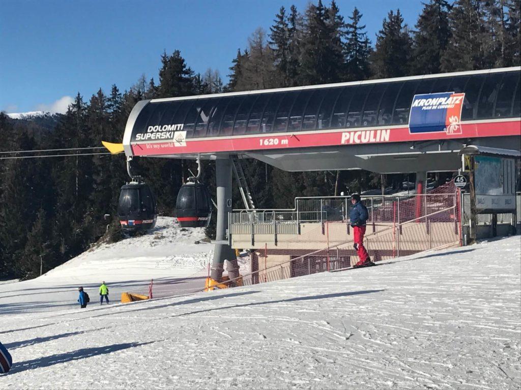 Kronplatz Piculin 1620 m