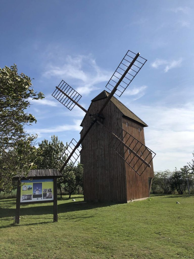 Starý Poddvorov mlýn