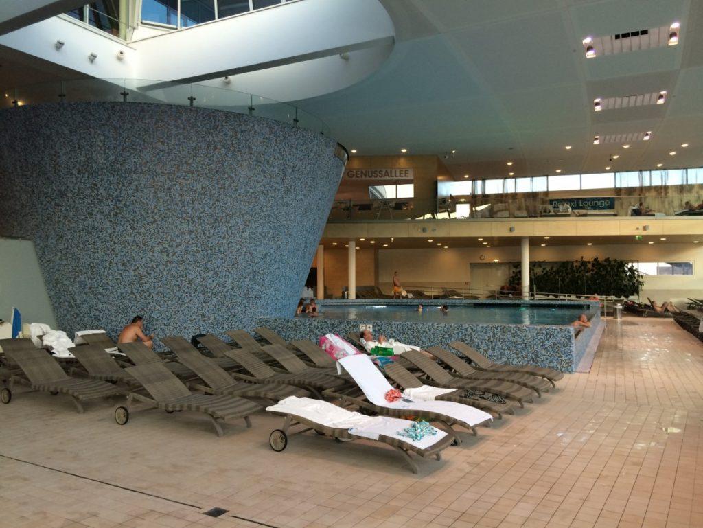 Odpočinek v Tauern Spa
