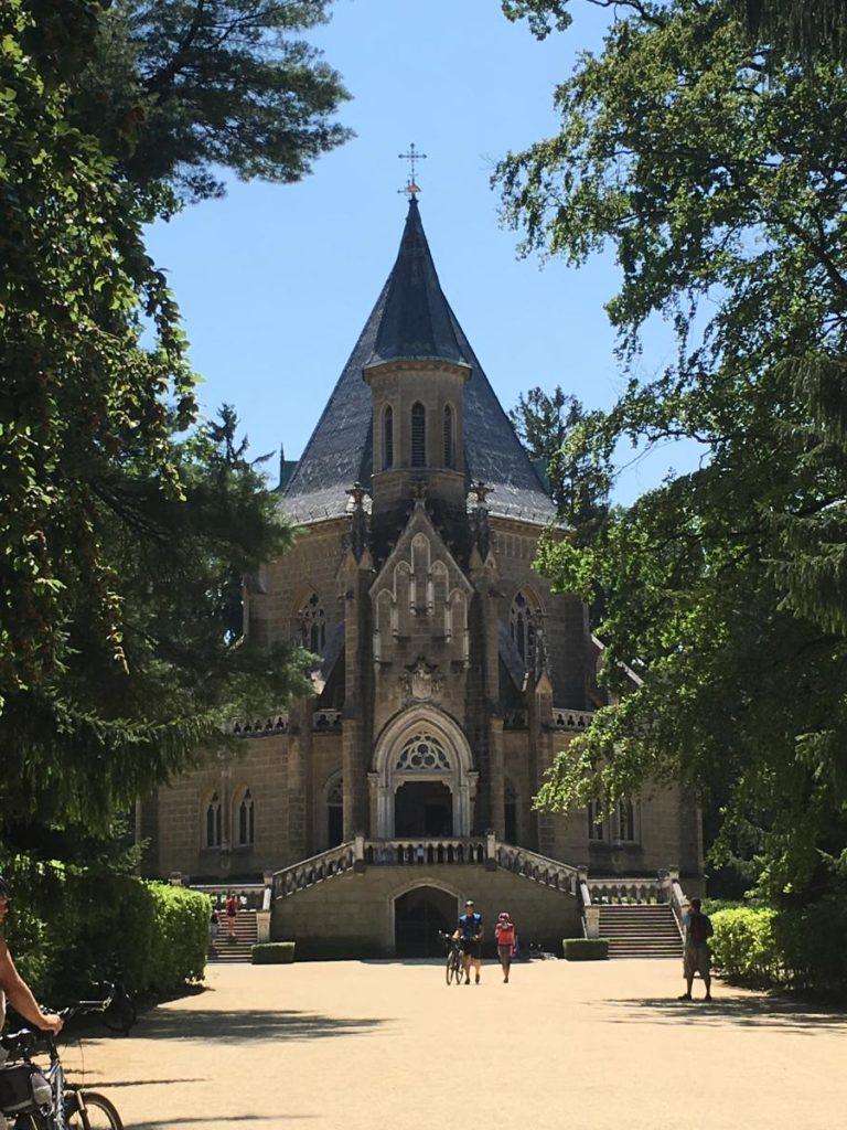 Hrobka Třeboň