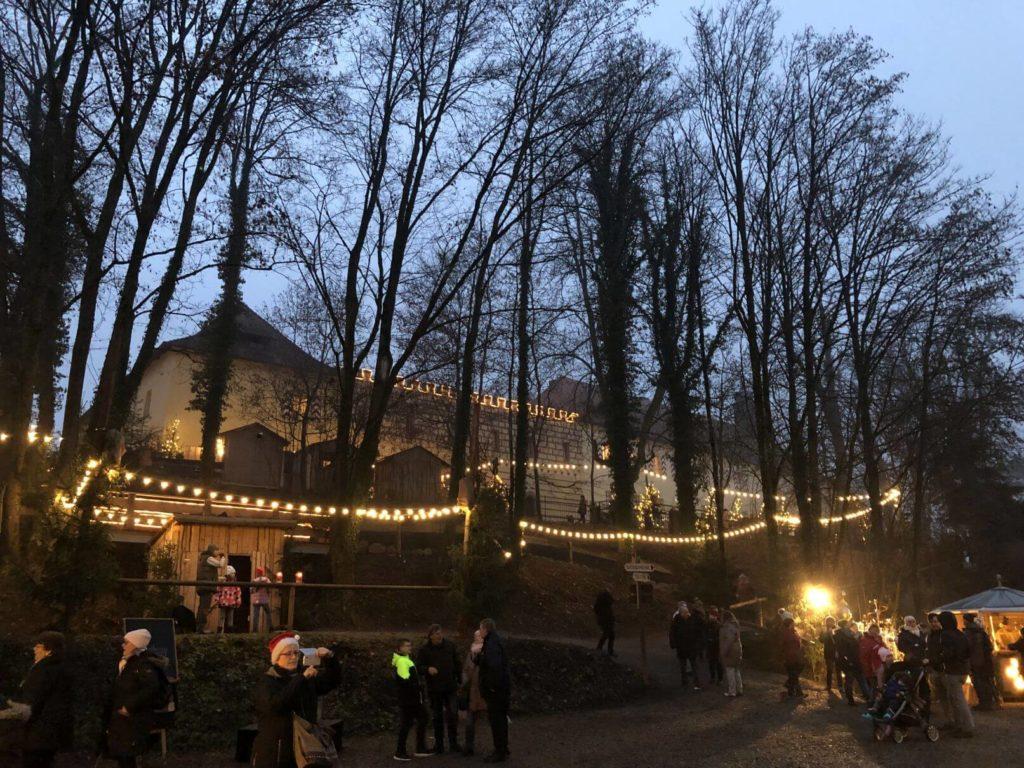 Romantika na zámku Guteneck