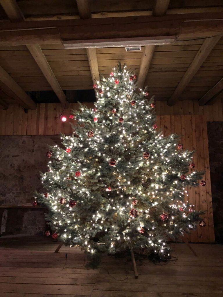 Vánoční strom Guteneck
