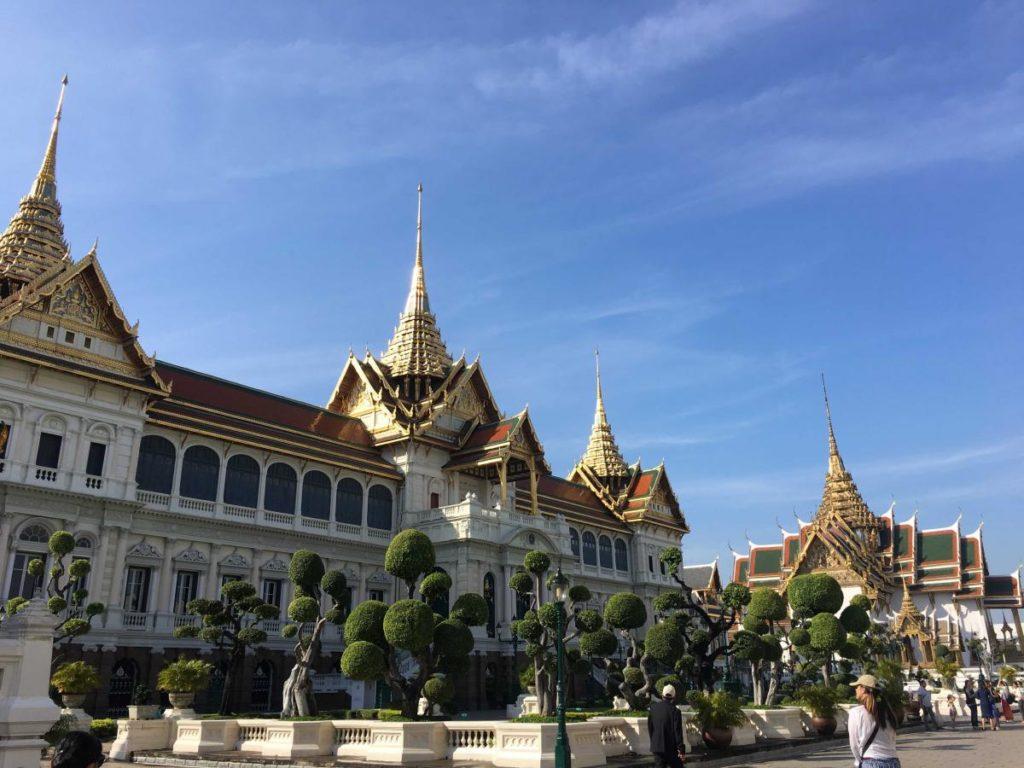 Královský palác Bangkok