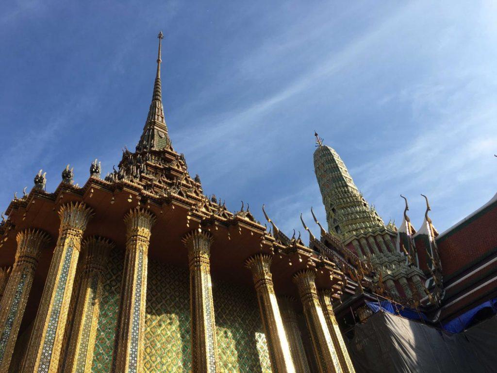 Phra Mondop - knihovna