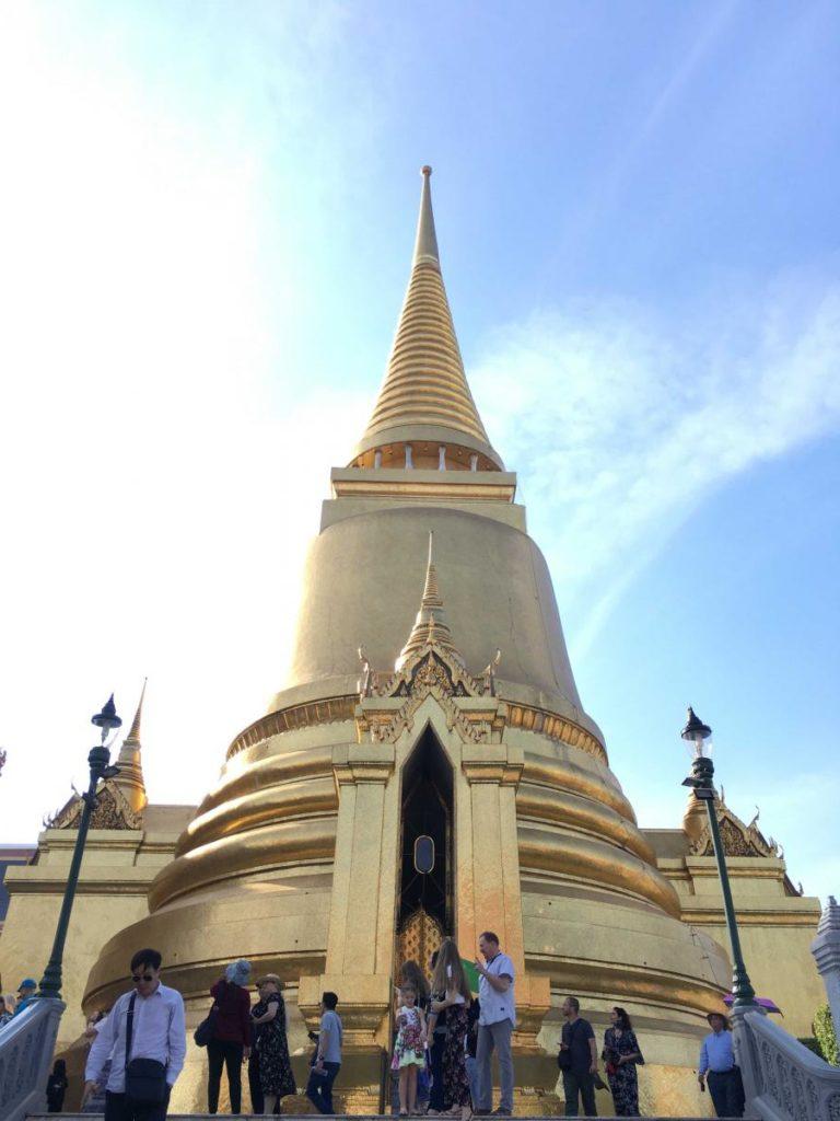 Pozlacená pagoda