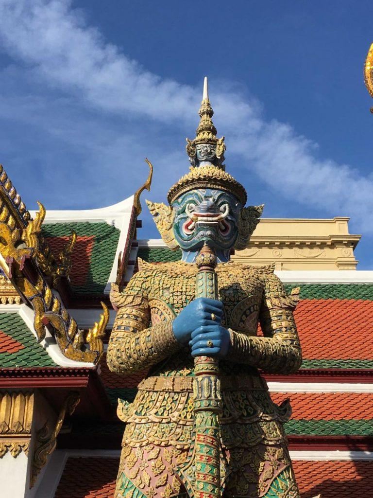 Sochy Thajsko