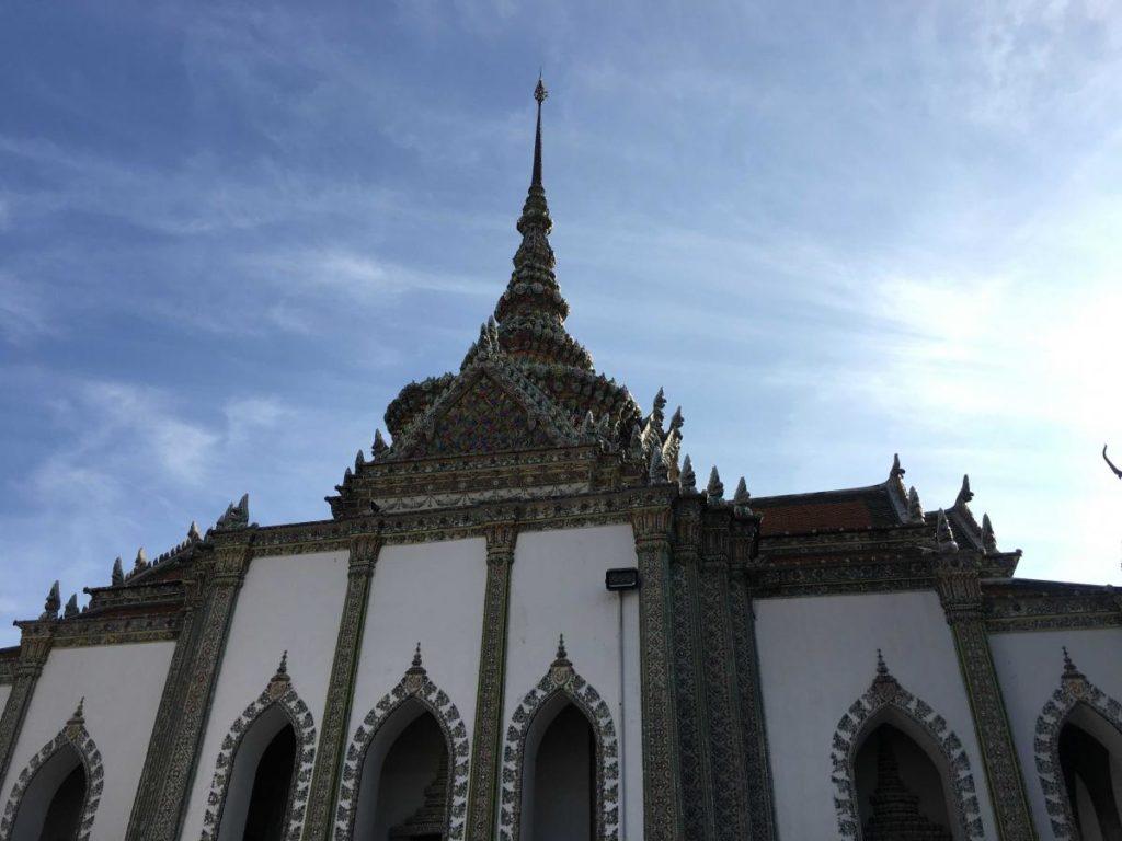 Thajské paláce