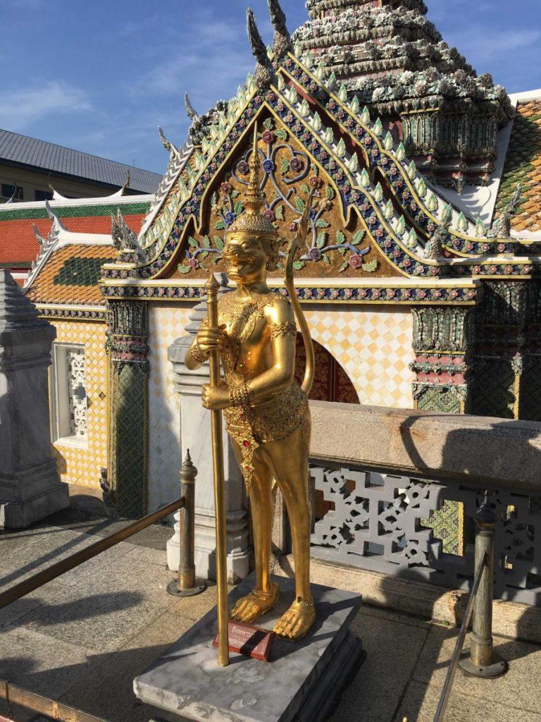 Zlaté sochy