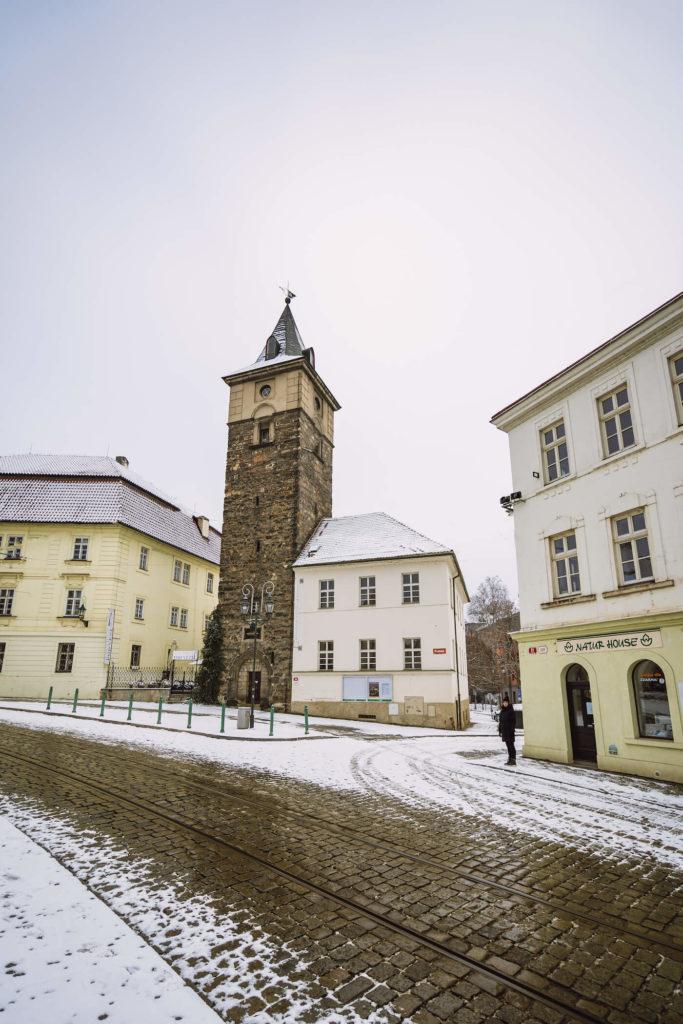 Černá věž Plzeň