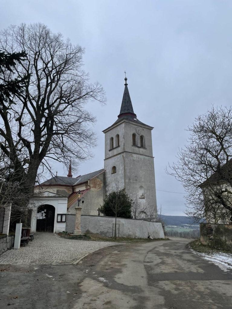 Kostel Těnovice