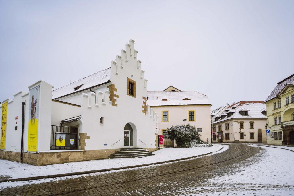Masné krámy Plzeň