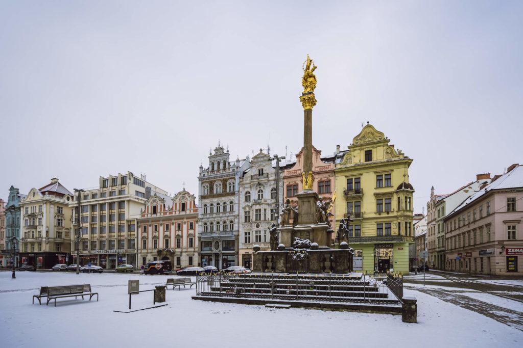 Morový sloup Plzeň