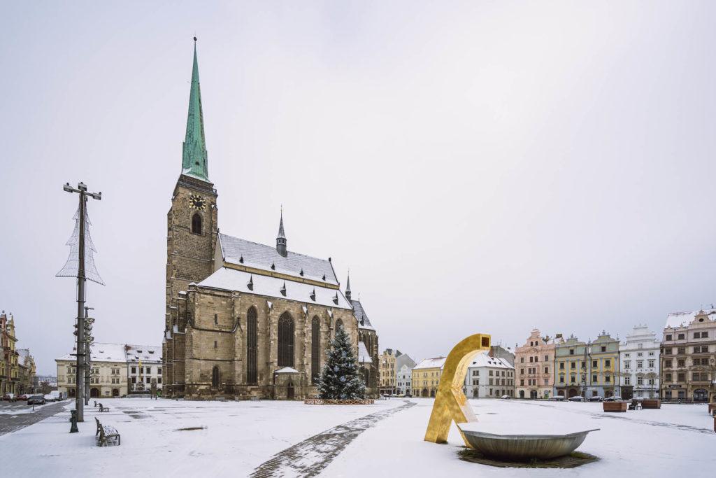 Náměstí Plzeň