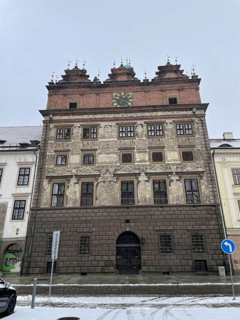 Radnice Plzeň