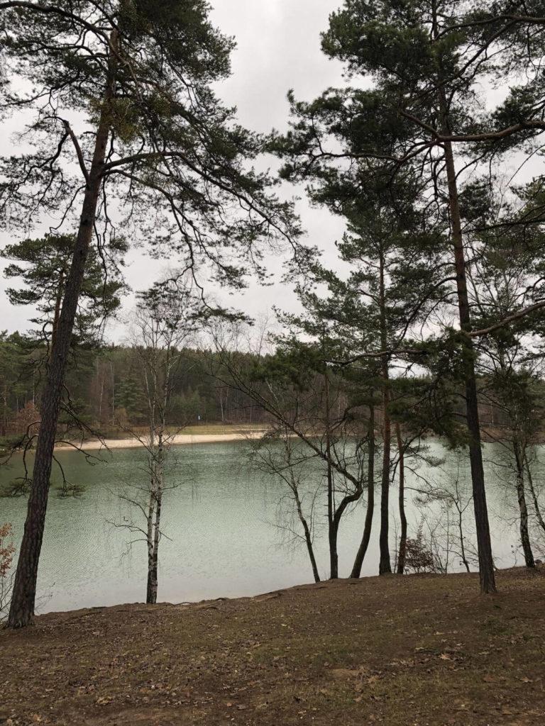 Šídlovský rybník