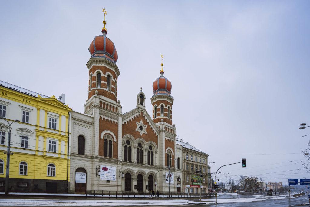 Synagoga Plzeň