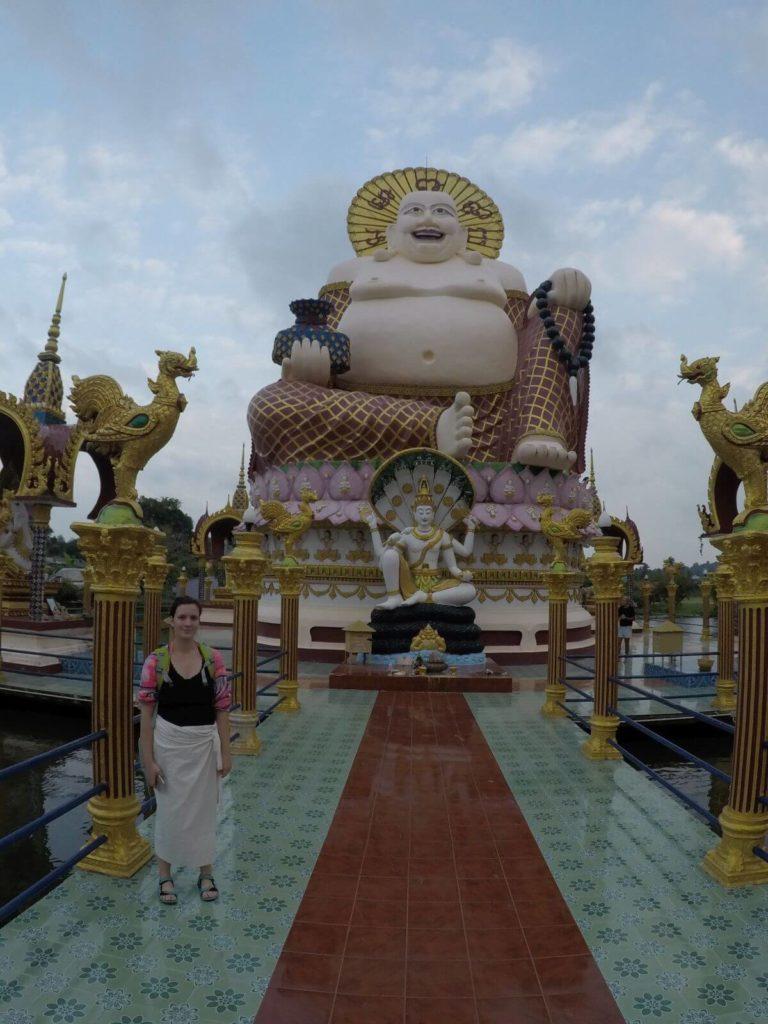 Usměvavý Buddha