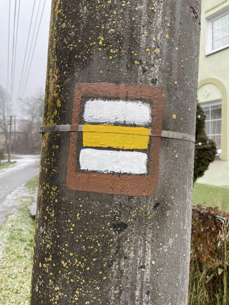 Žlutá stezka