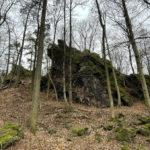 Zřícenina hradu Homberk