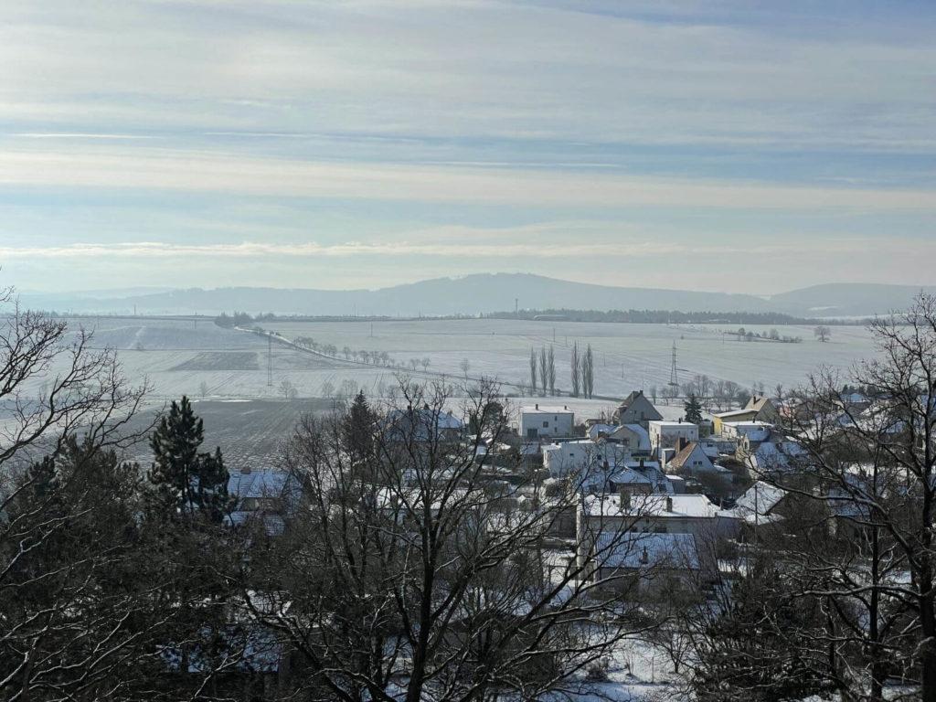 Výhled na Osek