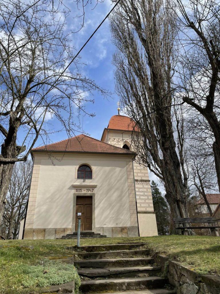 Kostel sv. Jiří Malesice