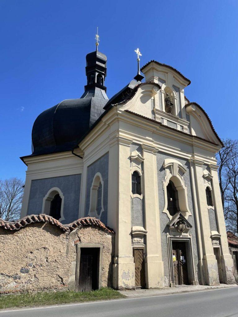 Kostel Šťáhlavy