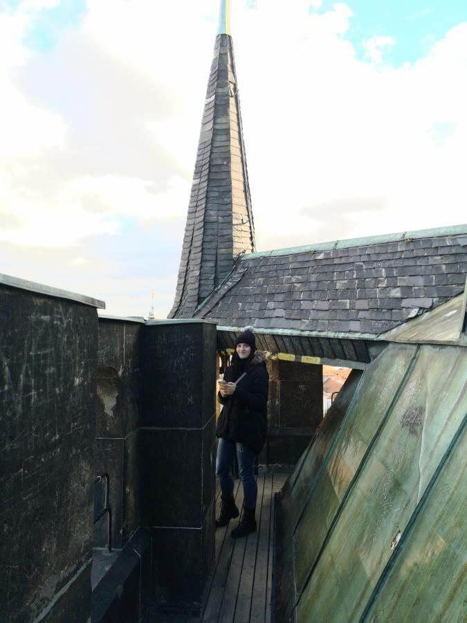Na věži