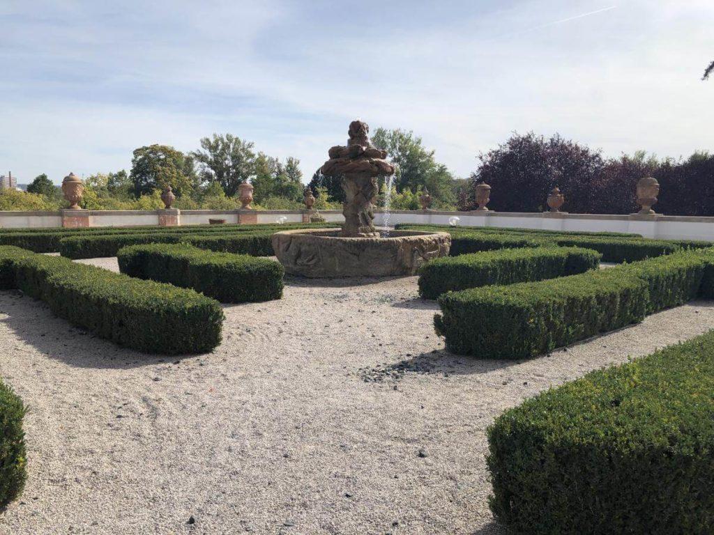Park Troja