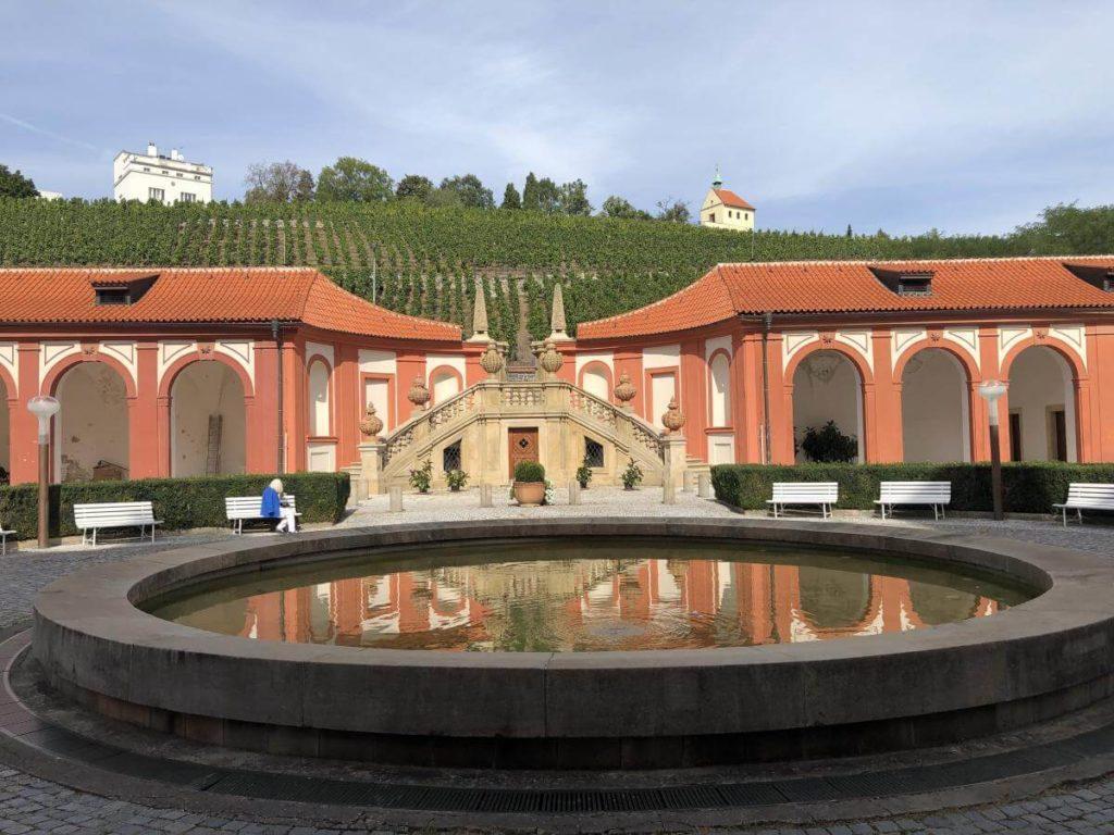 Troja park