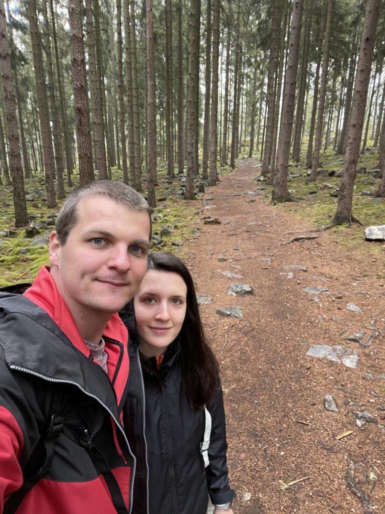V brdském lese